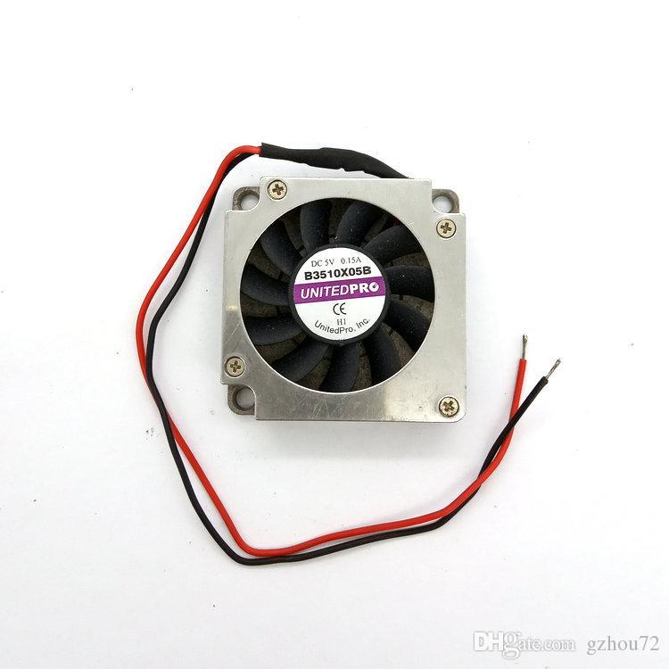 ventola di raffreddamento originale B3510X05B DC5V 0.15A 35x35x10MM 3.5CM Blower