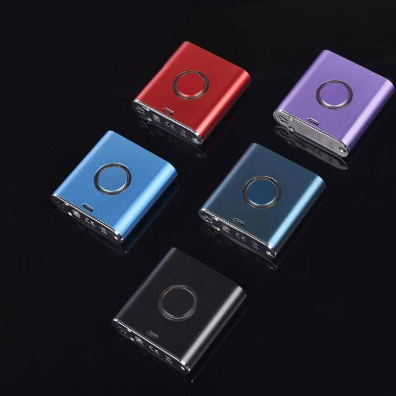 원래 VMOD 2 Vapmod V 모 II 배터리 전자 담배 900mAh 2.6-4.1V Vape 개조 예열 조정 전압 DHL
