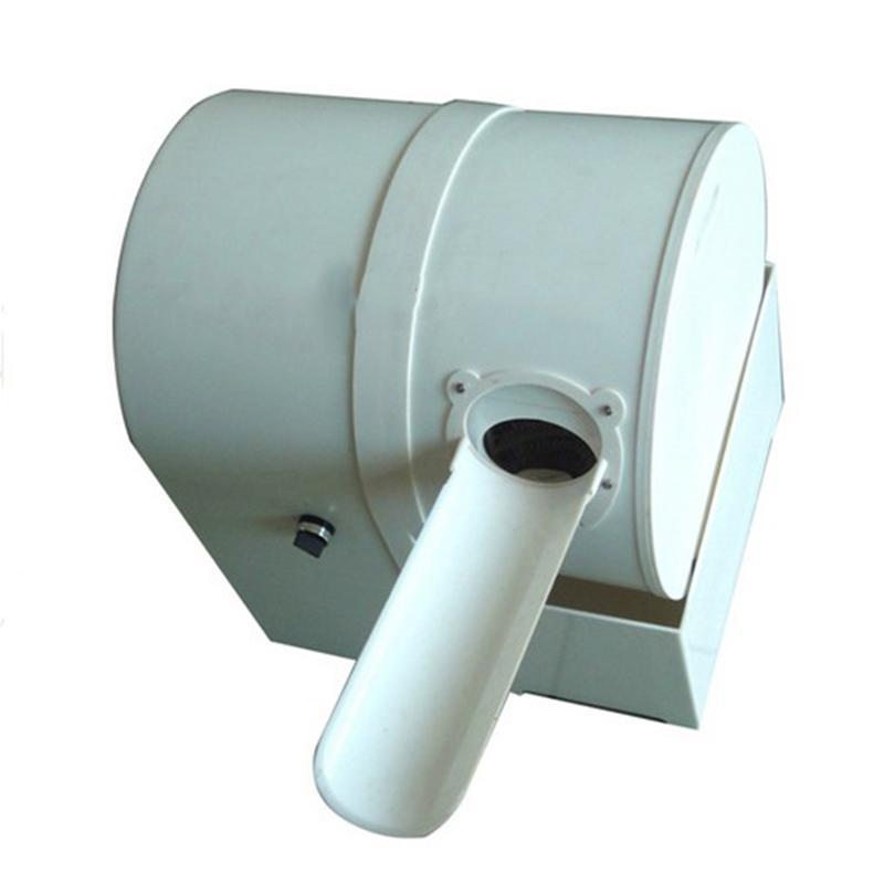acier inoxydable respectueux de l'environnement en plastique du matériel de nettoyage automatique d'oeufs frais commerciaux lave-linge / sale rondelle d'oeuf de canard