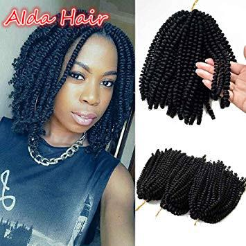 2020 30strands/Pack 8 Inch New Arrival Nubian Twist Afro Braiding ...