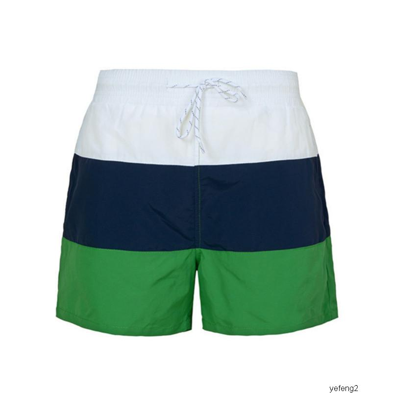 Lacoste Men 악어 남성 디자이너 수영 팬츠 반바지 바지 프랑스 패션 빠른 건조 럭셔리 남성의 캐주얼 수영 해변 짧은 바지 10BLJINGZW을