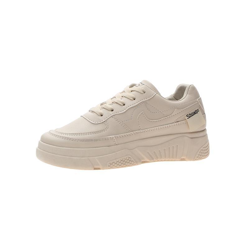 2020 New Sneakers Mode Espadrilles Femmes Chaussures plates Chaussures Casual respirant femme à lacets Chaussures de marche U13-52