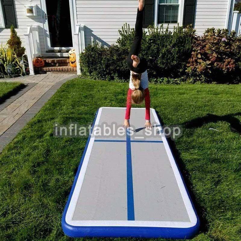 Ücretsiz Kargo 3x1x0.2 m Indirim Ev Jimnastik Ekipmanları Şişme Eğitim Hava Parça, şişme Jimnastik Hava Mat