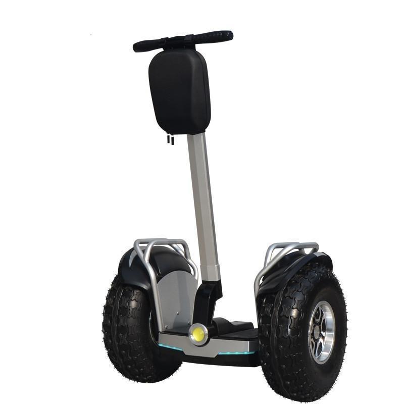 Daibot Off Road Electric Roller Erwachsene Zwei Räder Selbstausgleichungsroller 2400W 60V Hoverboard Skateboard mit App / Bluetooth