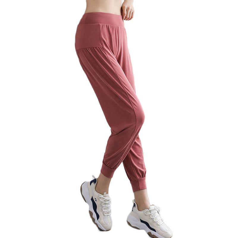 Падение доставка оптом свободные и быстросохнущие связывающие ноги длинные брюки йога леггинсы