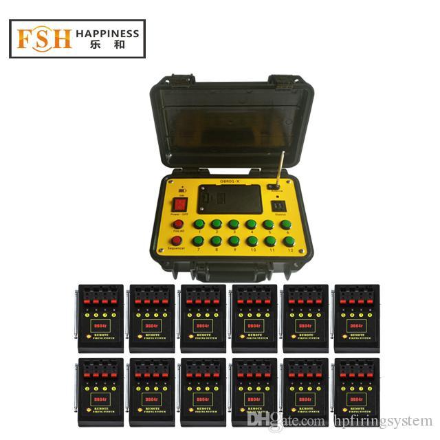 1200 kanalen 300m afstand Remote + DHL / FEEDEX gratis verzending + met 48 kanalen batterij systeem