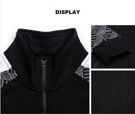 2019 Nouveau printemps et en automne Marque Hommes Designer Fashion Sweats à capuche Chemisier à manches longues Casual Mode haute qualité d'impression hoodies QSL198303