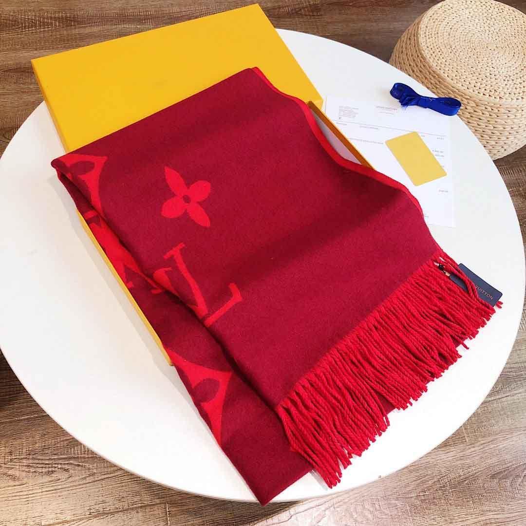 2020 ventas al por mayor de la bufanda para el anillo de cuello largo Carta bufanda de las mujeres de la moda de protección solar de seda bufanda de la impresión de la marca Tide bufandas