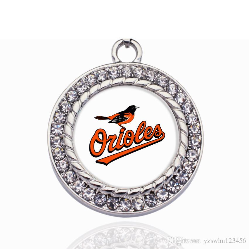 Encantos de encargo Baltimore colgantes colgante de la aleación Ajuste para las mujeres collar de la pulsera accesorios de la joyería Making