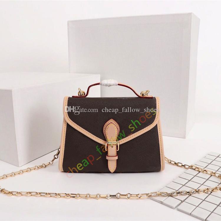 Top sacs à bandoulière de sac à main concepteur sacs à main de luxe concepteur de sacs à main de qualité chaîne femme de qualité supérieure sac mortuaire croix livraison gratuite