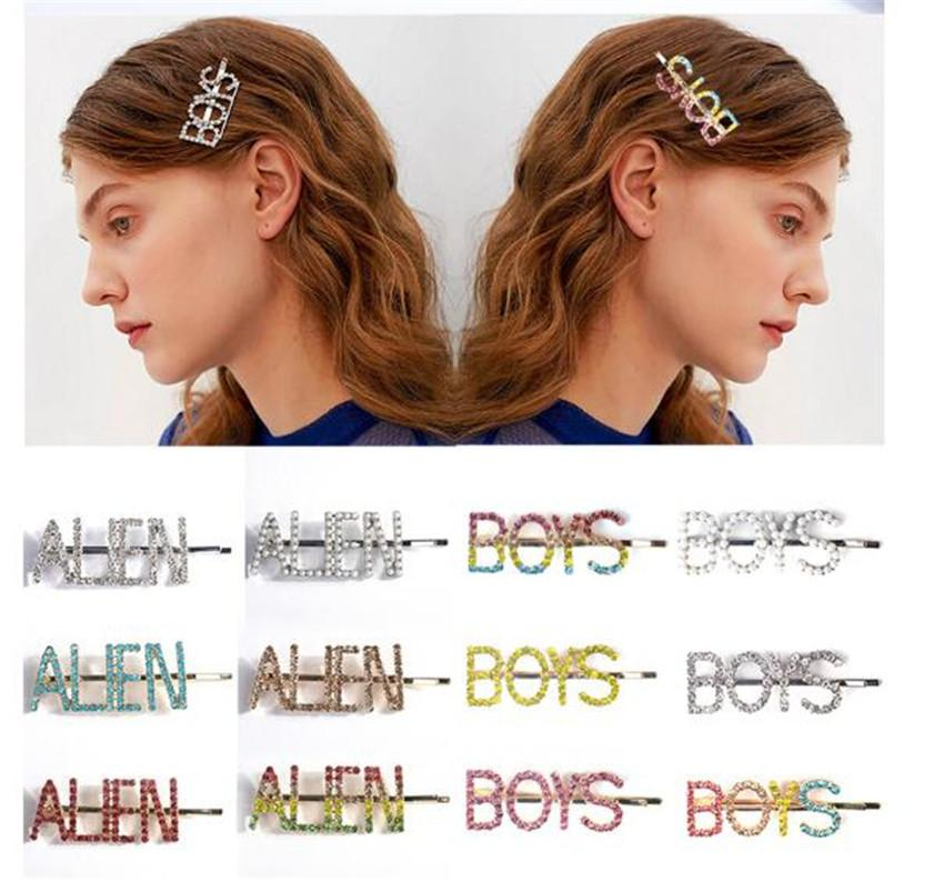 3pcs//set Fashion Women Girls Crystal Pearl Hairpin Hair Barrette Clips Headwear