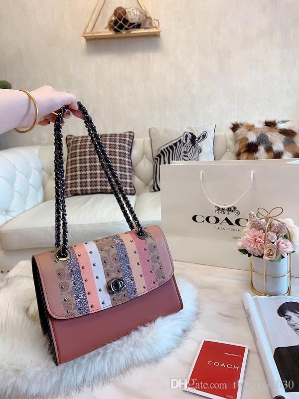 Sac d'été de l'épaule femme sacs à main de luxe femmes sacs concepteur sacs de Crossbody Solide Couleur cuir Sac Messenger bolsa de Feminina