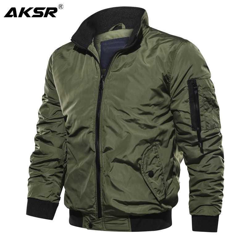 Exército Outono Primavera Jacket Plus Size Clothes Hip Hop Tactical Jackets Coats Bomber Jacket homens homens Windbreakers