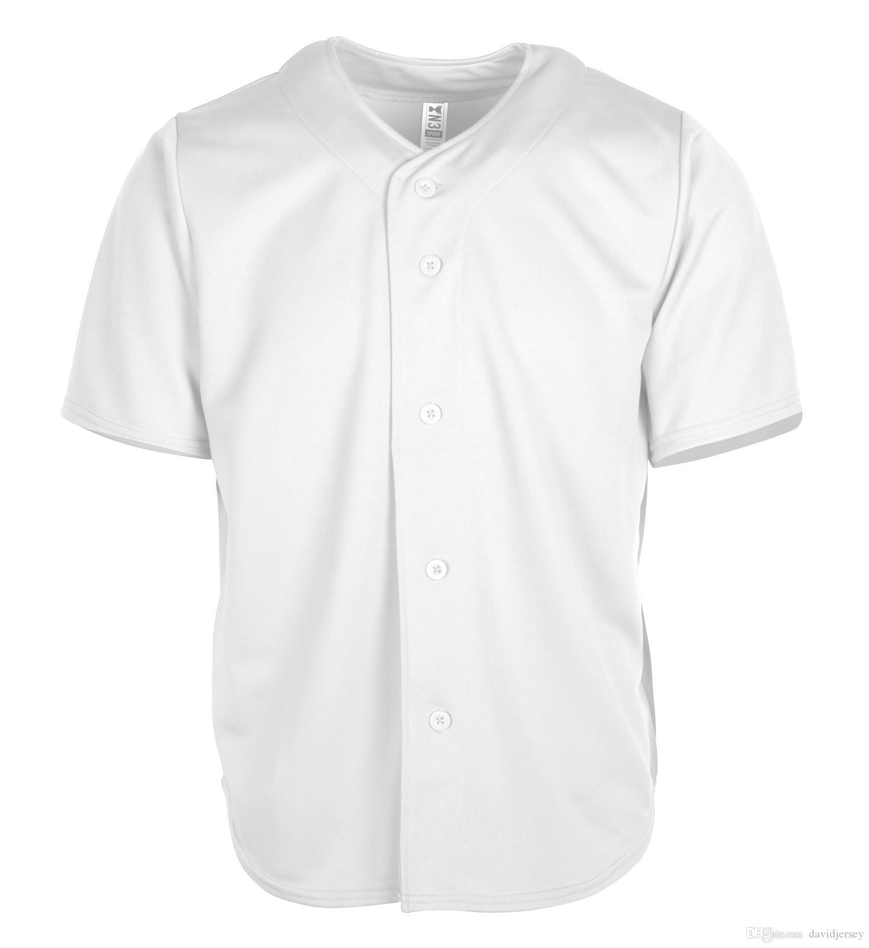 2019 Camo Özel Renk Yeni Erkekler Beyzbol Forması Genç Basit Düzgün Formalar Kimlik 000122 Ucuz