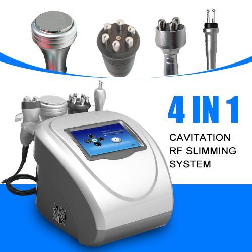 Multi Cavitation radio fréquence Minceur Beauté Machine à ultrasons cellulite retrait tripolaire rf lifting corps forme vide liposuccion