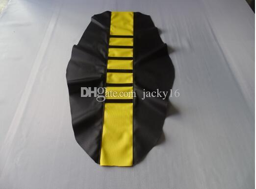 Fabulous 2019 Mixed Wholesale Universal Rib Seat Yellow Black 2018 Rm250 Seat Non Slip Grip Motorcycle Dirt Bike Parts Grip Drz400 Rm85 Cover From Jacky16 Cjindustries Chair Design For Home Cjindustriesco