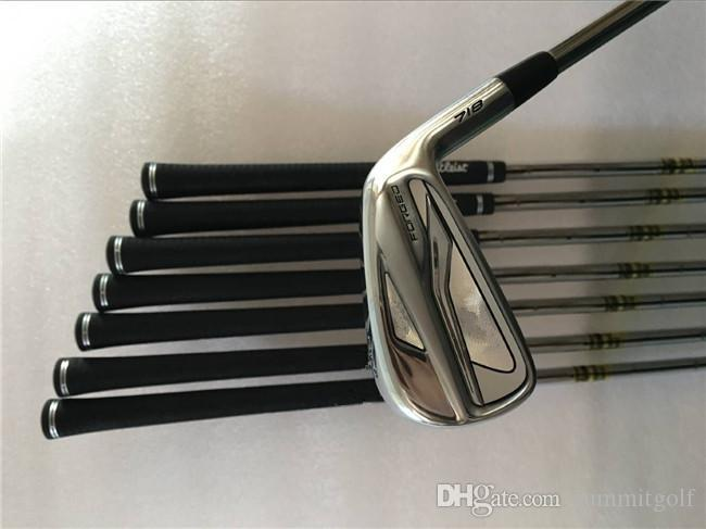 Brand New A2 718 Iron Set A2 718 Golf Forged Irons Golf Clubs 3-9P R/S Flex Steel Shaft With Head Cover