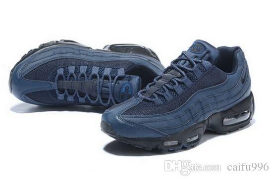 2020 hommes du Nouveau coussin d'air coussin d'air de qualité de sport navale chaussures de course coussin d'air 95 chaussures de sport taille 40-45