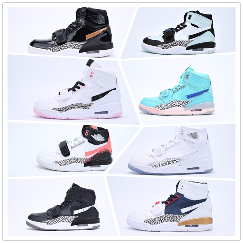 scarpe da Nuova Pallacanestro JP Legacy 312 NRG Pure Ice bianco scarpe blu Trainer 2 di pallacanestro per 2s uomini atletici scarpe da tennis Taglia 40-45