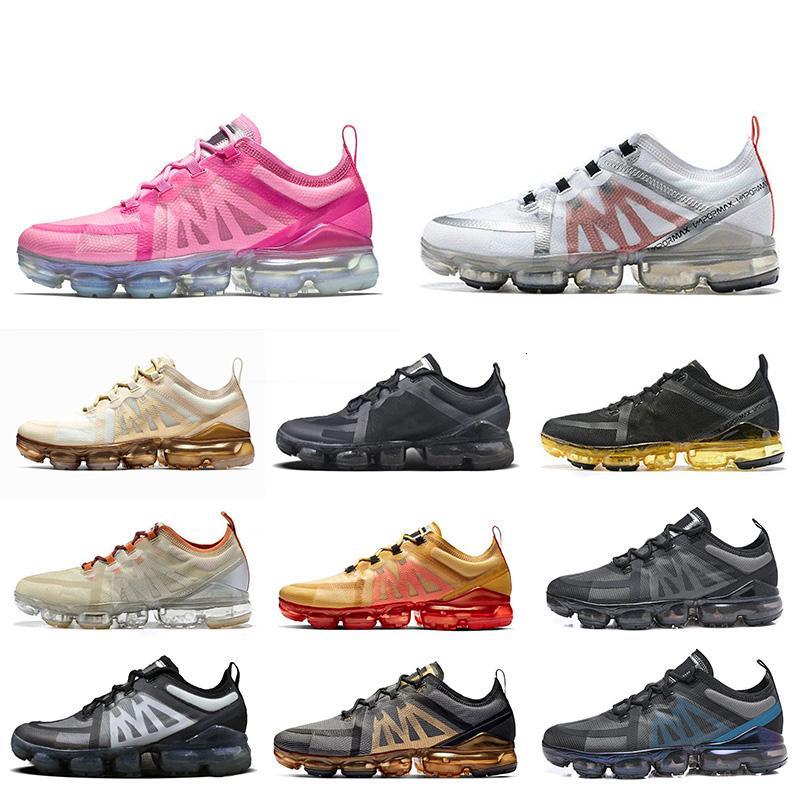 Yeni Tasarımcı Run Yardımcı Erkek Kadın Canyon Altın Pembe Mor Alüminyum Mavi Erkek Eğitmenler Spor Spor Ayakkabılar 36-45 için Ayakkabı Koşu