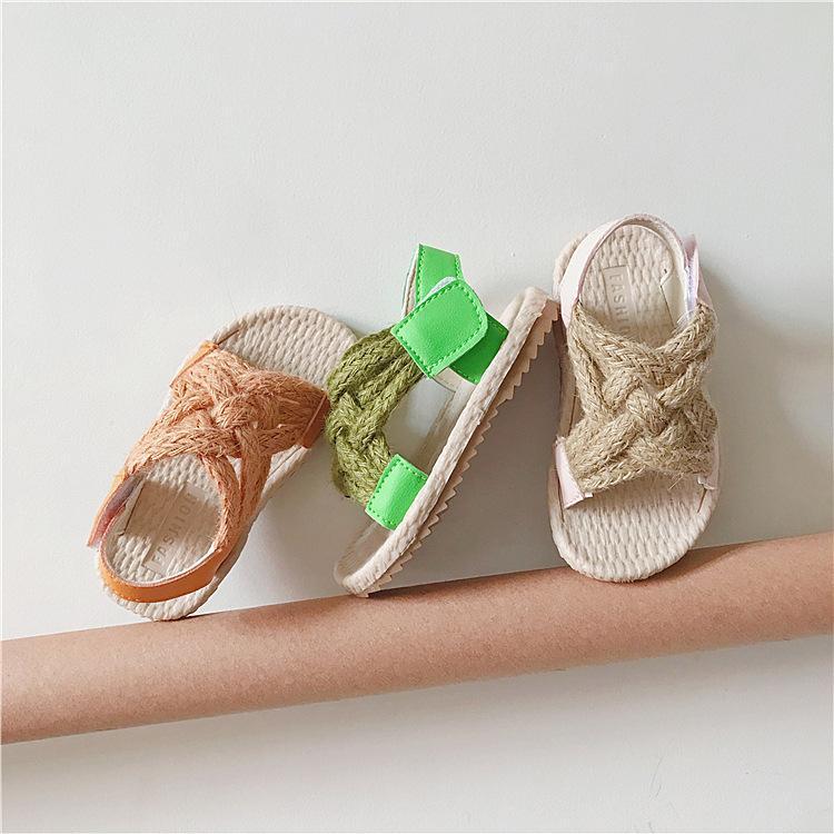 Color : Brown, Tama/ño Vid De Bamb/ú Deslice Las Sandalias Lino Natural Tejido Unisex Adulto Verano Zapatillas De Punta Abierta Adecuado para La Ducha En El Hogar