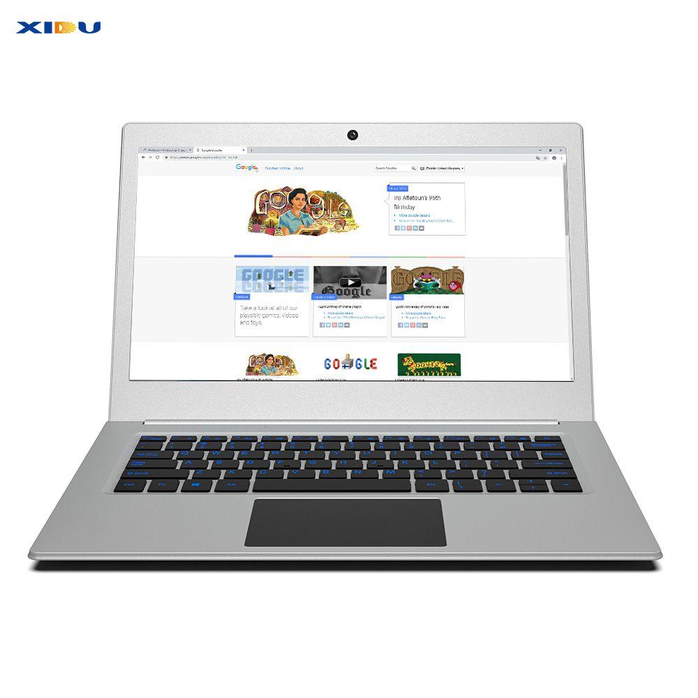 b5c30e1ec88f Cheap XIDU 12.5Inch 6GB 64GB EMMC Laptop 2560x1440 IPS Display Intel  Celeron N3450 Windows 10 Laptops 2.4G/5G WiFi With 128GB SSD Slot Computers  Cool ...