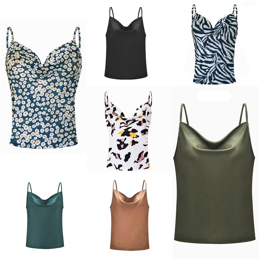 Nylon Sport F Crop Tops mujeres material suave Ejecución de la tapa del tanque del chaleco de la yoga Llanura Gimnasio del basculador del entrenamiento de fitness ropa de la camisa del chaleco T200401 # 254