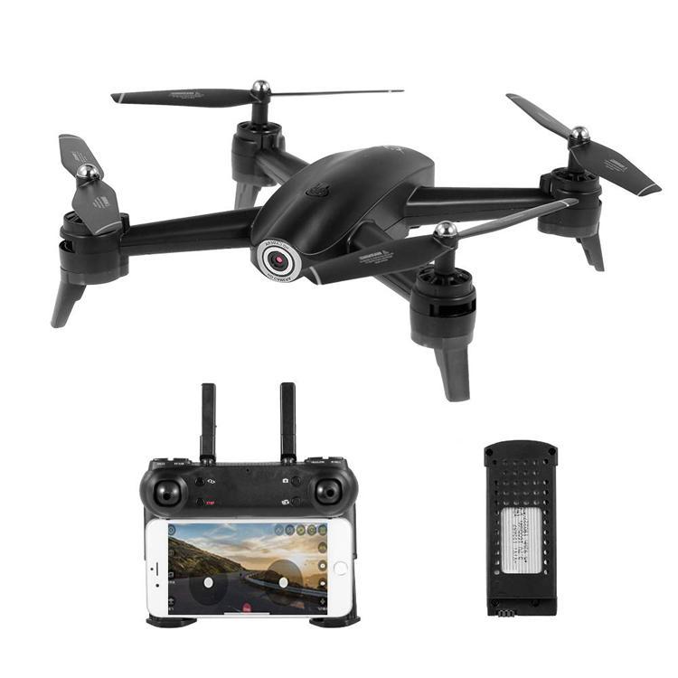 S165 التدفق الضوئي RC الطائرة بدون طيار مع 1080P / 4K كاميرا واي فاي FPV الارتفاع عقد كوادكوبتر مع البطارية بدون طيار HD كاميرا للكبار بنين الاطفال