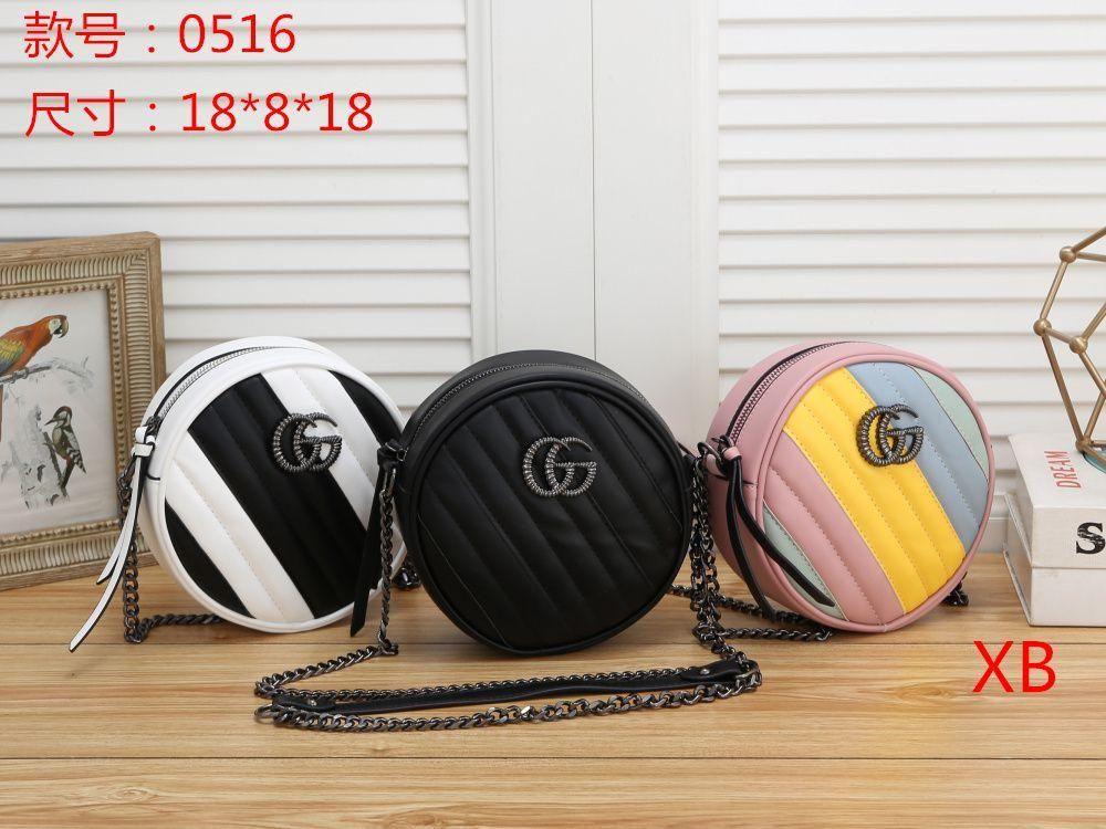 XB 0516 Mejor alta calidad del precio de las mujeres solas señoras de totalizador del bolso del morral del hombro del bolso del monedero