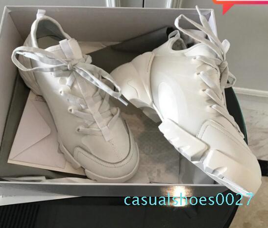 ilkbahar yaz tasarımcısı gündelik ayakkabı moda çiçekler spor kadın ayakkabıları çalışan baskı dantel kalın dip lüks Bowling Büyük boy 42 C27