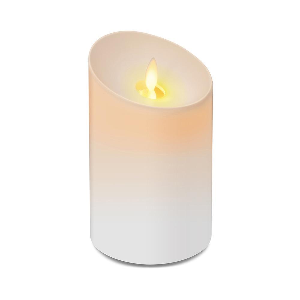 Envío gratis Mini hogar simulado vela aromaterapia humidificador pequeño difusor de aceite esencial fabricante de niebla de aromaterapia precio