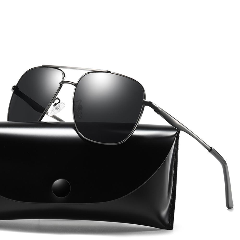 Polarisierten Sonnenbrillen Männer Uv400 Brillen Vintage-Brillen für Driving Retro Shades für Frauen Art und Weise neu 2019 Polar Male Tac Pilot