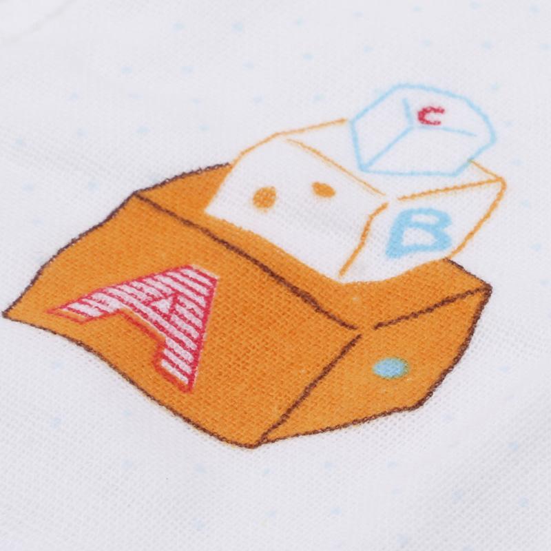 Children Hand Towel Cotton Cartoon Bear Printed Soft Washcloth Kids Baby Face Towel animal Cartoon Bath Towel for children