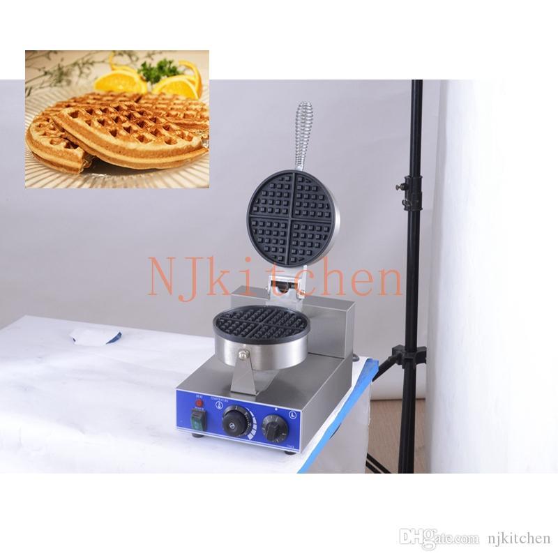 HT-14Q commerciale Cake Sandwich Maker Griller macchina 110v 220v elettrico Hamburger colazione Press Tostapane Ferro Home Appliance