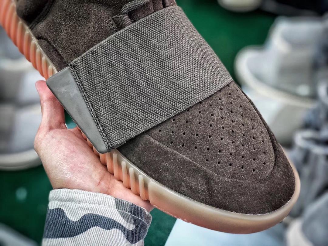 Scarpe Da Jogging Adidas Yeezy 750 Boost 5 14.5 Pirate Black Light Grey Gum Brown Uomo Scarpe Da Basket Kanye West Fashion Stivali Sportivi Sneaker