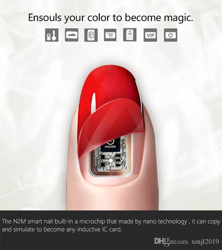 القطب التحكم N2 الذكية فنجر الأظافر Simulat البطاقة الممغنطة ربط الهاتف فلاش LED الذكية مانيكير جديد الذكية لبس أداة N2M N2F N2L مسمار الفن