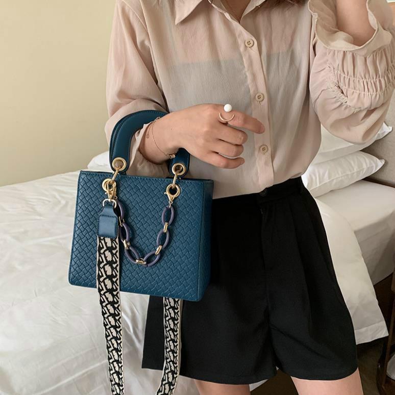 Muti colores de diseño Crossbody bolsos del mensajero de lujo bolsos de las mujeres del bolso del totalizador buen cuero Brand Bags estilo de moda en Stock