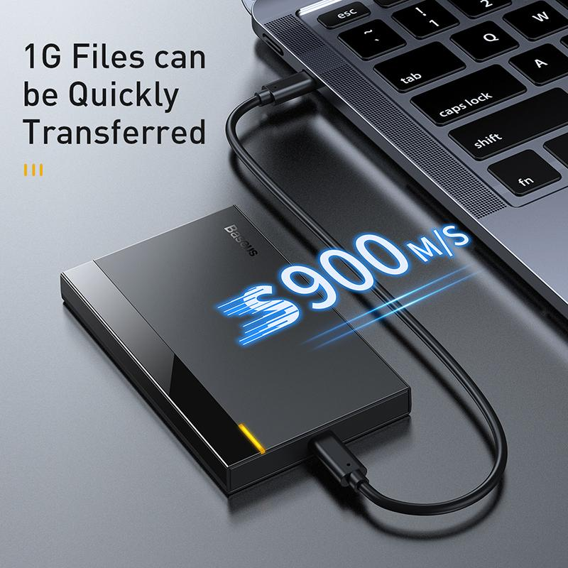 Ssd 케이스 유형 C3.1HDD 상자 HD 외부 C 를 위한 USB3.0 접합기 하드 디스크 상자 HDD 울안에 신제품 HDD 상자 2.5SATA