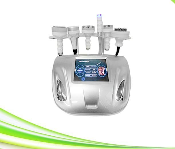 6 en 1 SPA 80K Cavitación RF RF Lift Lift Ultrasonon Fat Cavition Slimming Lipo Cavitation Machine