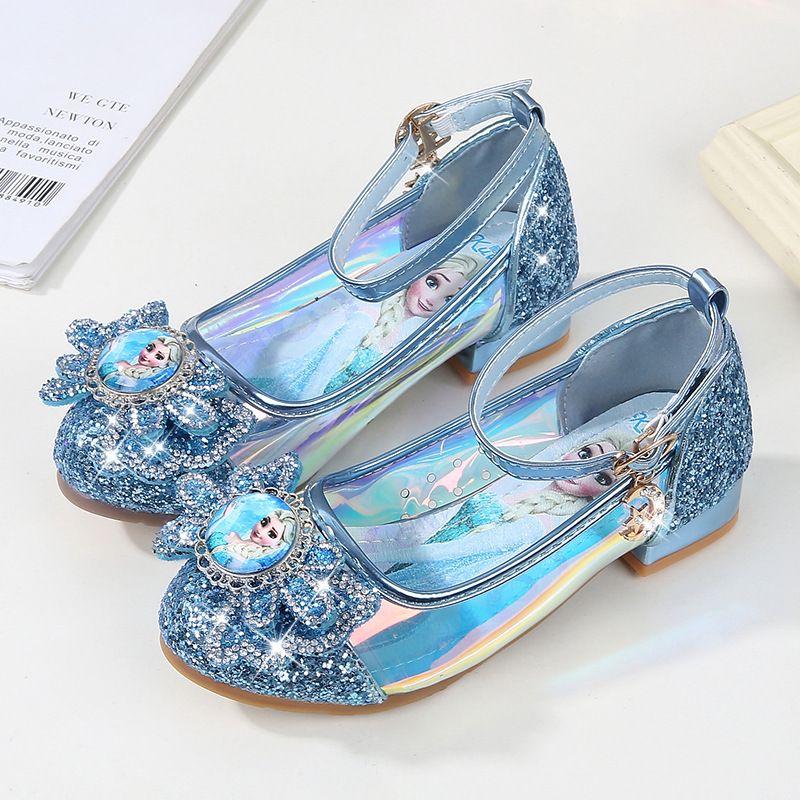2019 New Girls Princess Shoes Childrens