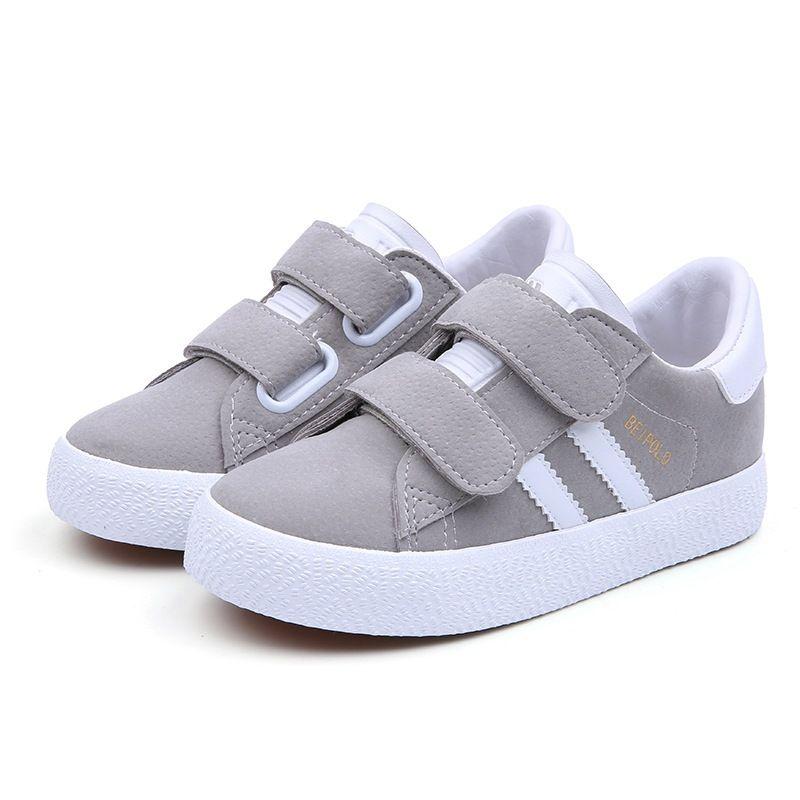 Kinder Jungen Freizeitschuhe Modedesigner Mädchen Sneaker Frühling Herbst schwarz Kinder Schule Schuhe zum Verkauf
