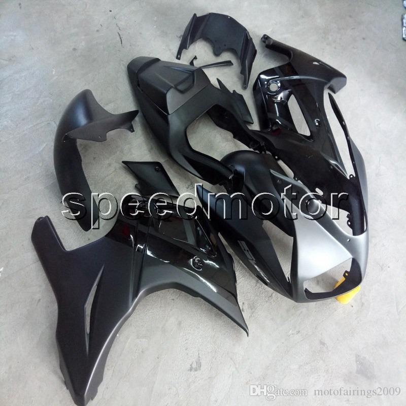 23colors + Gifts capot de moto noir pour Suzuki SV650 SV 650 1000 S 03-11 carénages de moto
