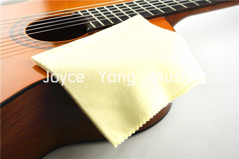 Alice Gitar Temizleme Bezi Polonya Bezi İçin Gitar / Bas / Ukulele / Piyano / Keman Instruments Ücretsiz Kargo