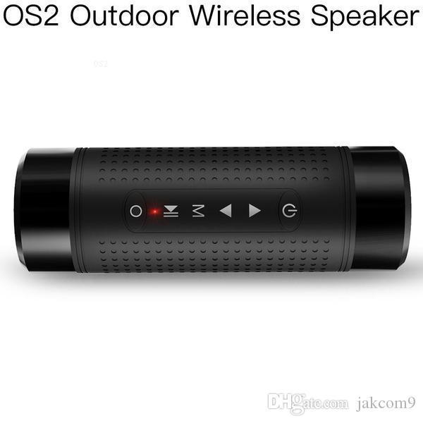 JAKCOM OS2 Outdoor Wireless Speaker Venda quente no Soundbar como motocicleta reloj tv megaboom 3