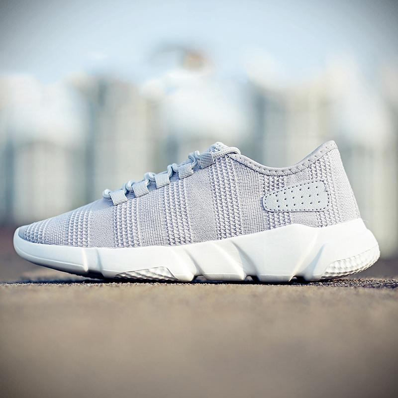 Running Shoes Hot Sale Rubber Breathable Comfortable Women's Sneakers Casual Non-slip Wear-resisting Men Sport Shoes