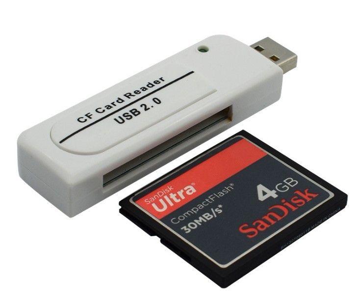 lecteur de carte compact flash Acheter Adaptateur Graveur De Lecteur De Carte Compact Flash L46