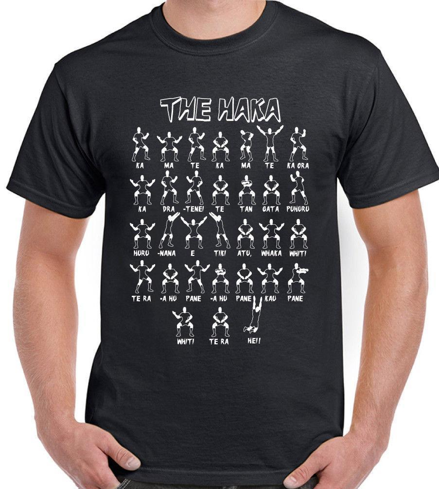 Rugby Haka T-Shirt Direct from Stockist