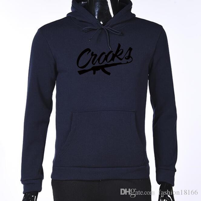 Top-Marke Hoodie 2018 Casual Wear Hoodie 8 Farbe Langarm-Pullover mit Kapuze Sportkleidung Jacke mit Hut