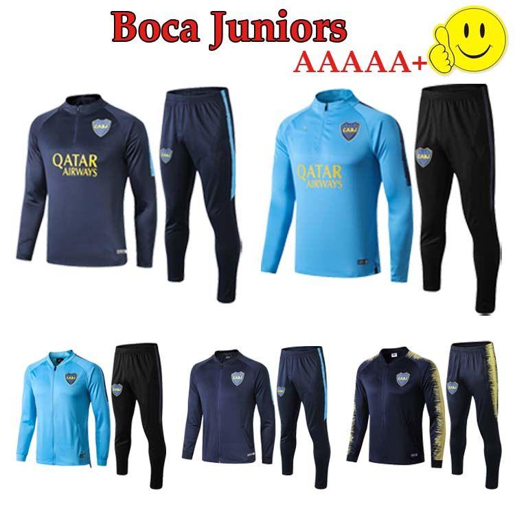 2019 ملابس بوكا جونيورز لكرة القدم الرياضية رياضية 20 21 بوكا جونيورز تيفيز MARADONA MOURA ABILA رينوسو DE ROSSI كرة القدم الرياضة Traini
