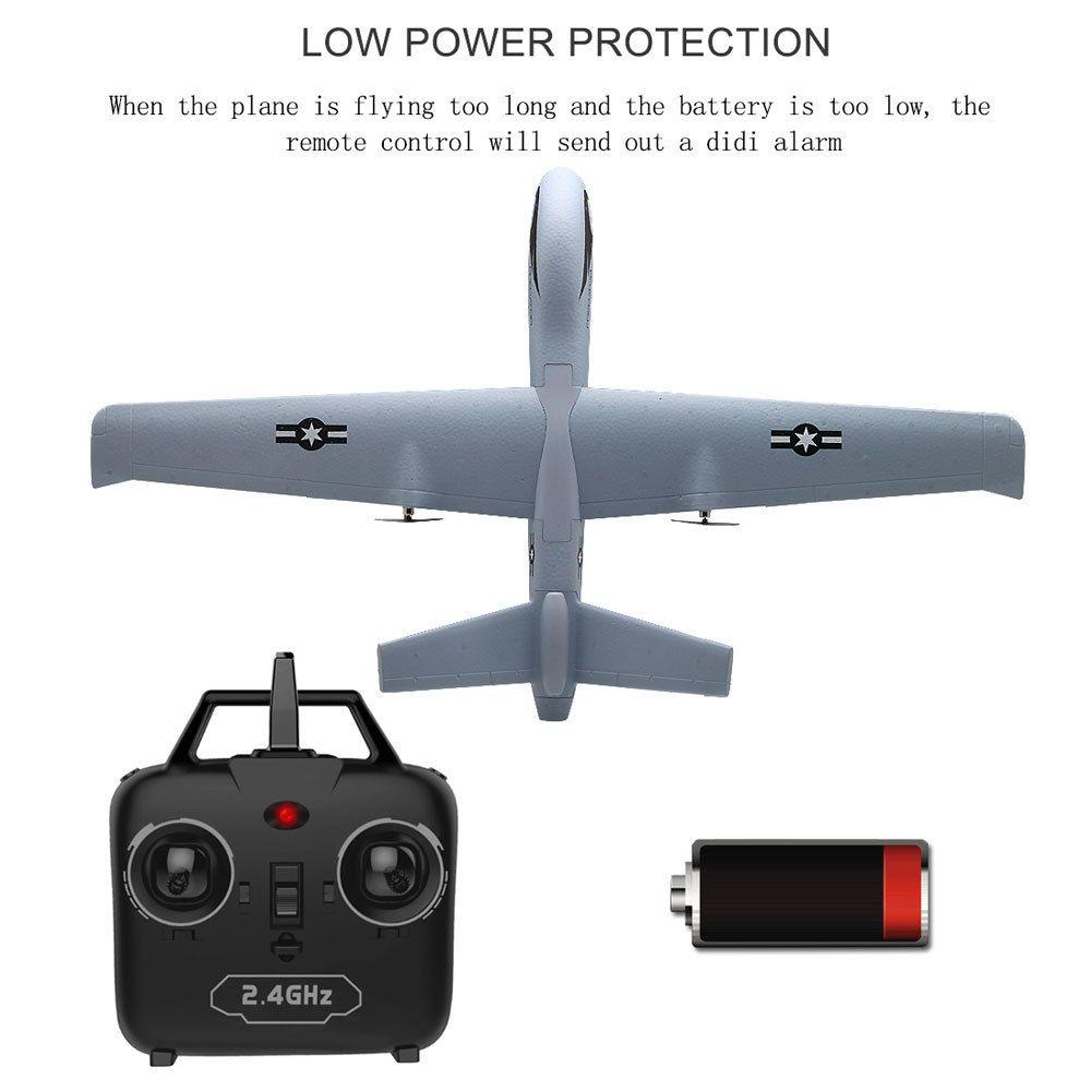 2MP HD 사진기를 가진 RC 비행기 비행기 Z51 또는 사진기 없음 날개 거품 비행기 Y200413 를 던지는 LED 손을 가진 20 분 Fligt 시간 글라이더